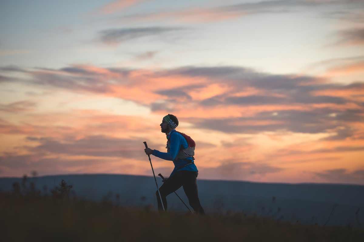 Łemkowyna Ultra-Trail 2019, szlak, Beskid Niski