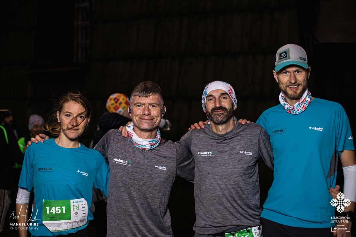 Team VINGBERG Łemkowyna Ultra-Trail® 2019