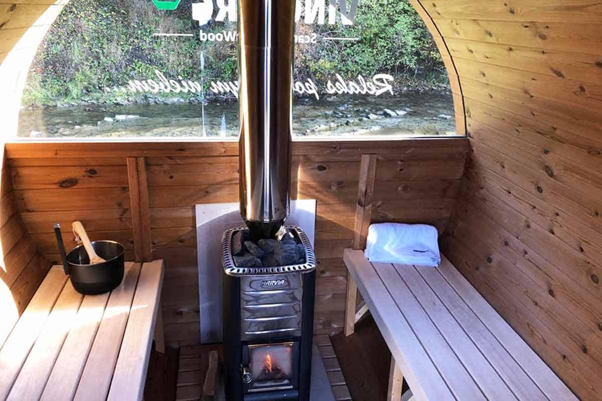VINGBERG sauna