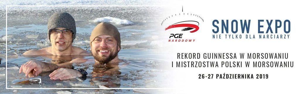 Rekord Guinnessa i Mistrzostwa Polski w Morsowaniu