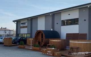 VINGBERG - Hersteller von hochwertiger Gartensaunen