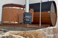 Piec zewnętrzny do balii Norra #185