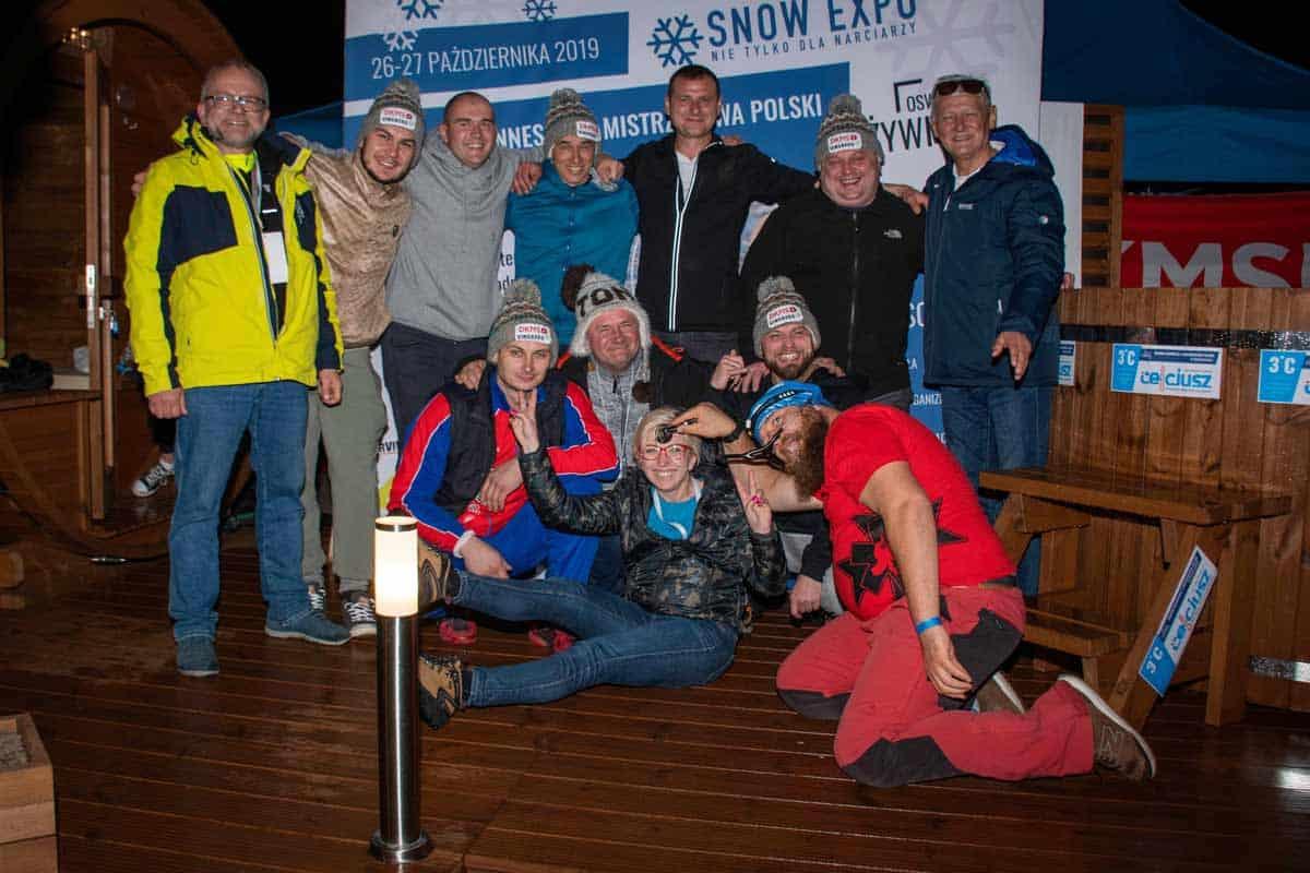 Morosowanie na SNOW EXPO - organizatorzy i partnerzy