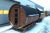 Sauna ogrodowa Akka #330 VINGBERG