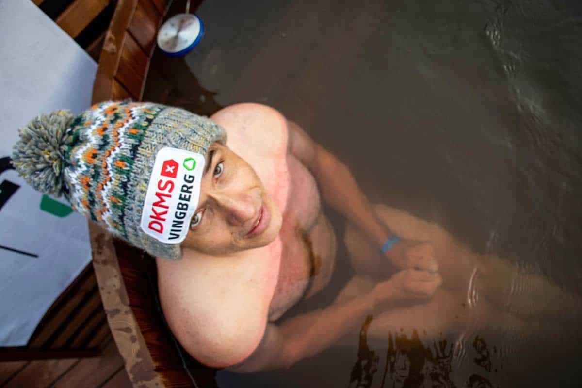 Rekord Guinnessa w Morsowaniu - Valerjan Romanovski
