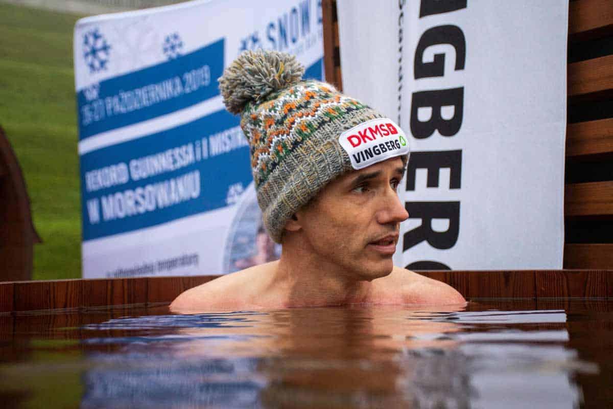 Rekord Guinnesa w Morsowaniu - Valerjan Romanovski