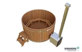 Balia Norra #185 z drewna ThermoWood®