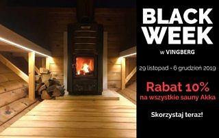 Black week w Vingberg