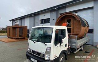 Transport sauny