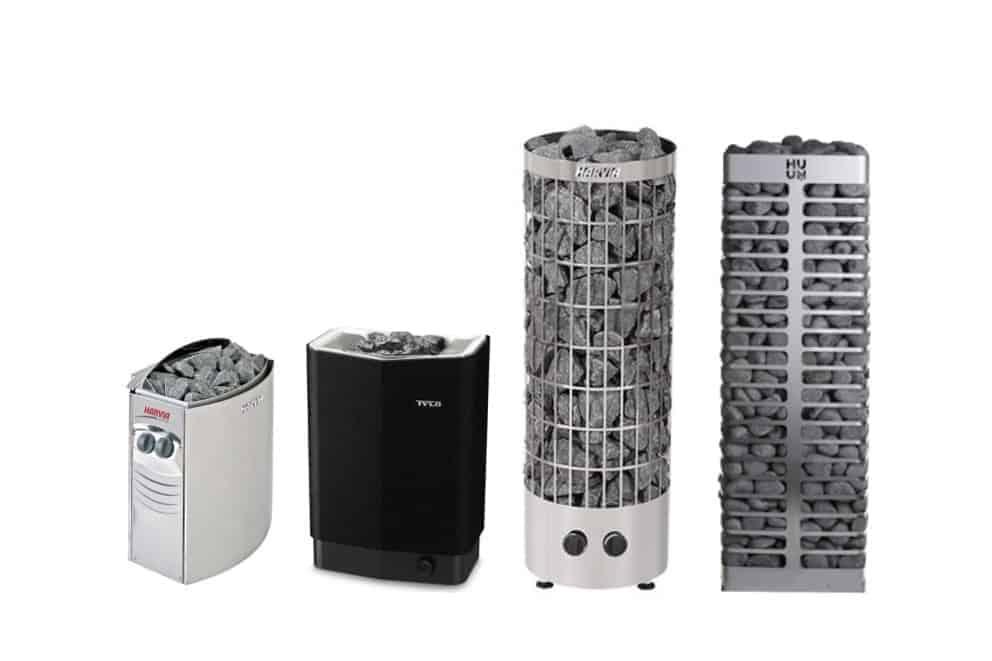 Modele pieców elektrycznych do sauny