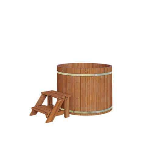 Balia do schładzania z drewna ThermoWood
