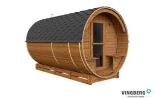 Sauna ogrodowa Akka #380