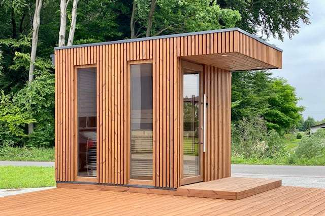 Sauna SCANDIT 8 - ThermoWood