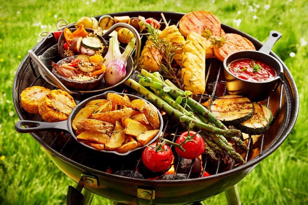potrawy na grilla ze Skandynawii