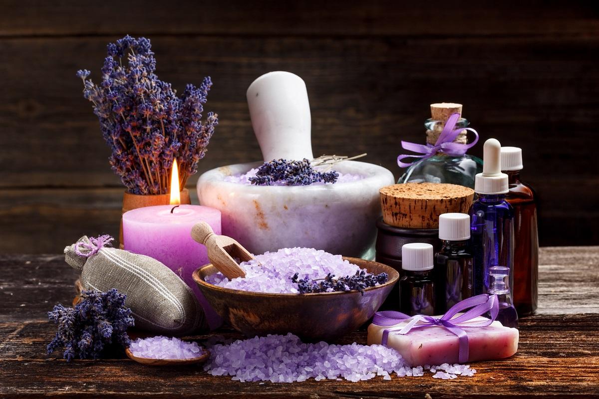 aromaterapia na stres
