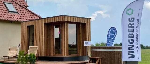 Sauna Scandit 10 i balia Kirami