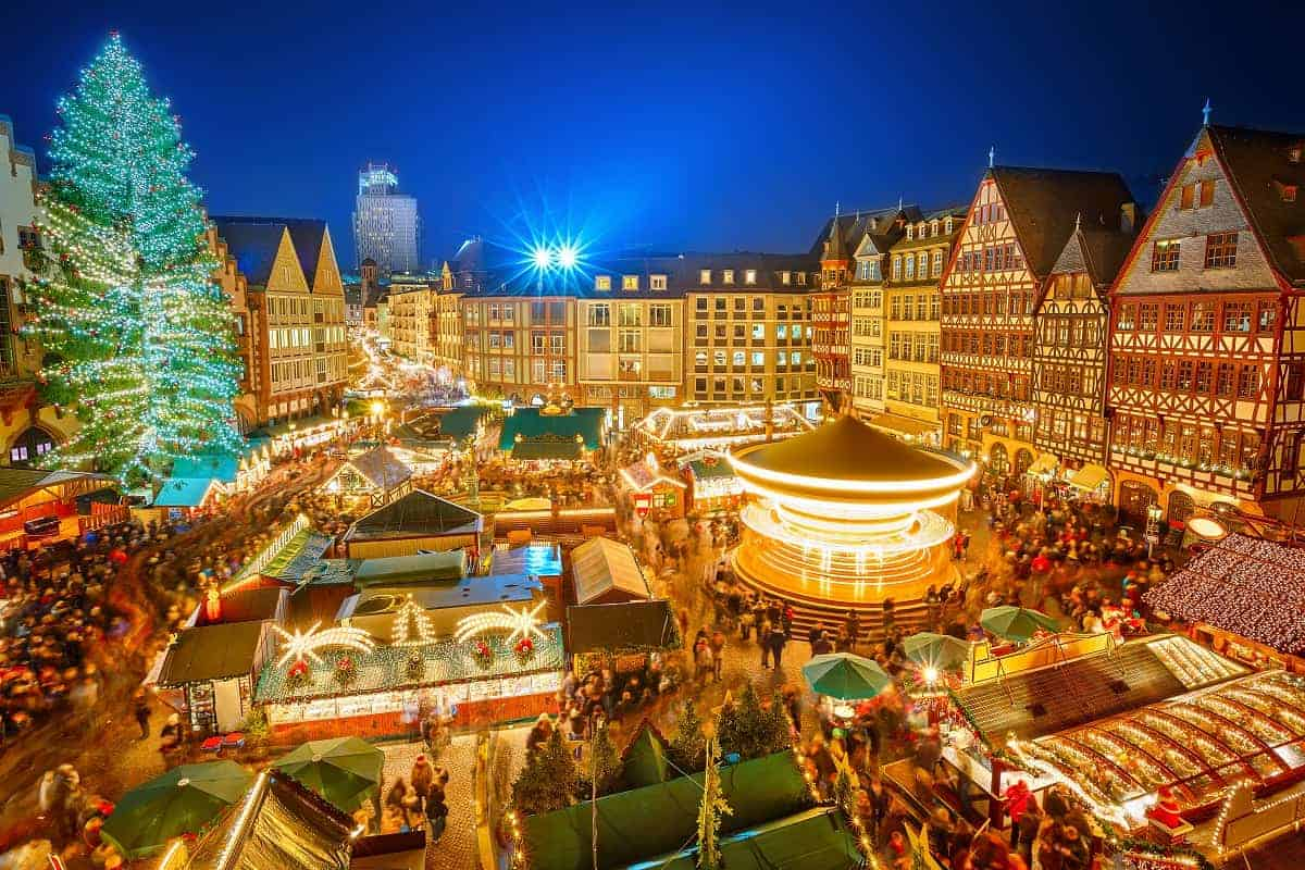święta w Europie