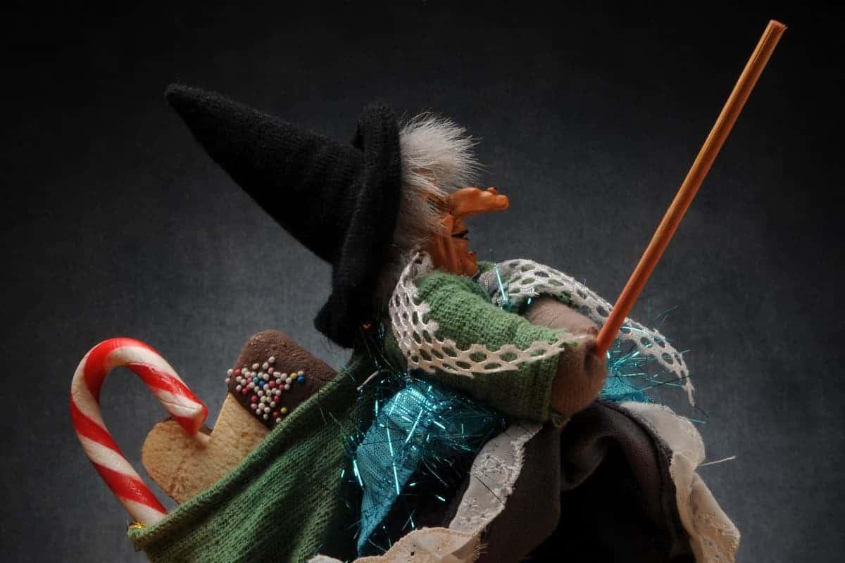 świąteczna wiedźma
