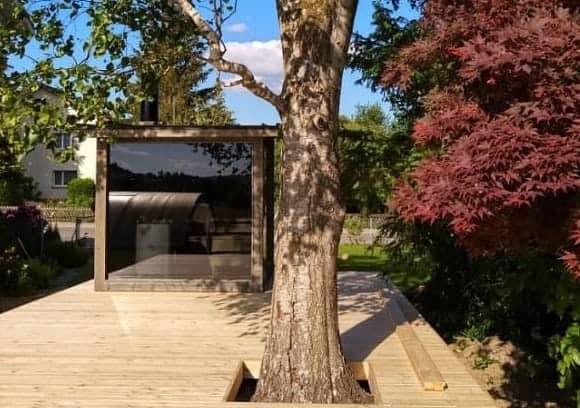 Oryginalna sauna fińska FinVision