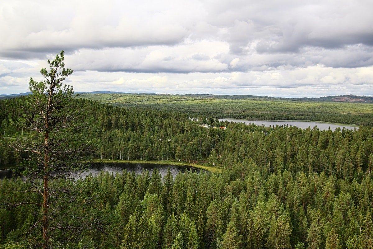 szwecja północna