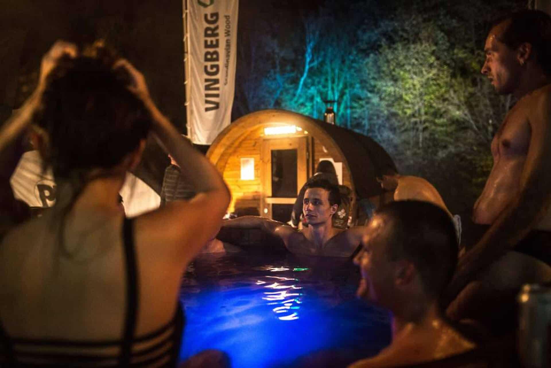 Ruska bania i sauna z Thermowwod firmy Vingberg