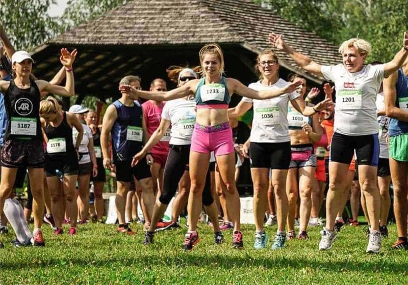Vingberg sponsorem Maratonu Wigry