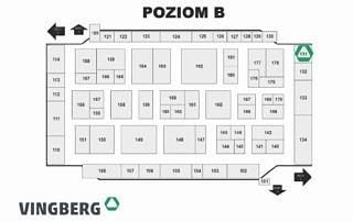 23 Targi Budownictwa w Rzeszowie - lokalizacja stoiska