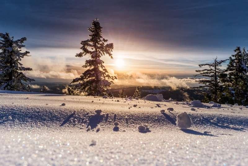 Łemkowyn Winter Trail, balia i sauna