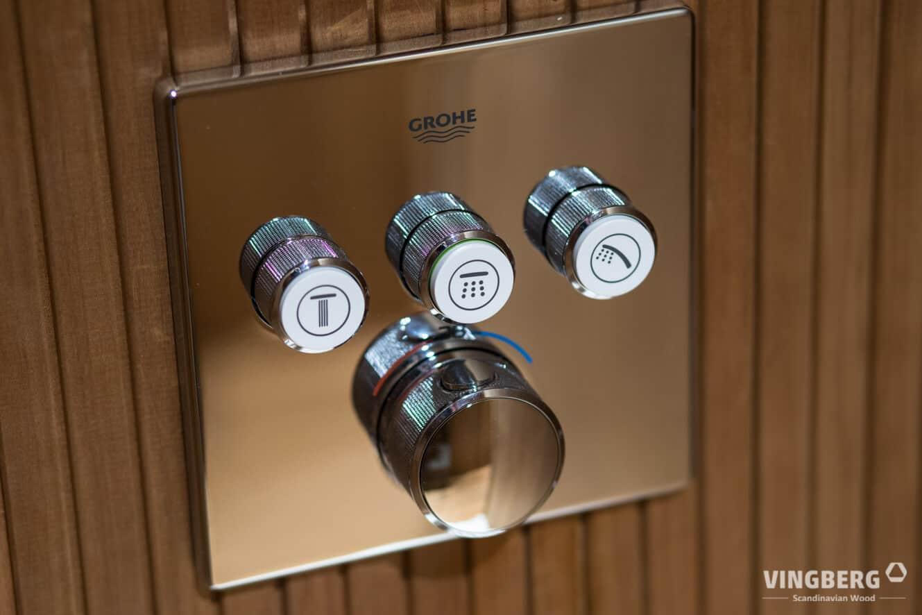 Das innovative Duschsystem GROHE SmartControl