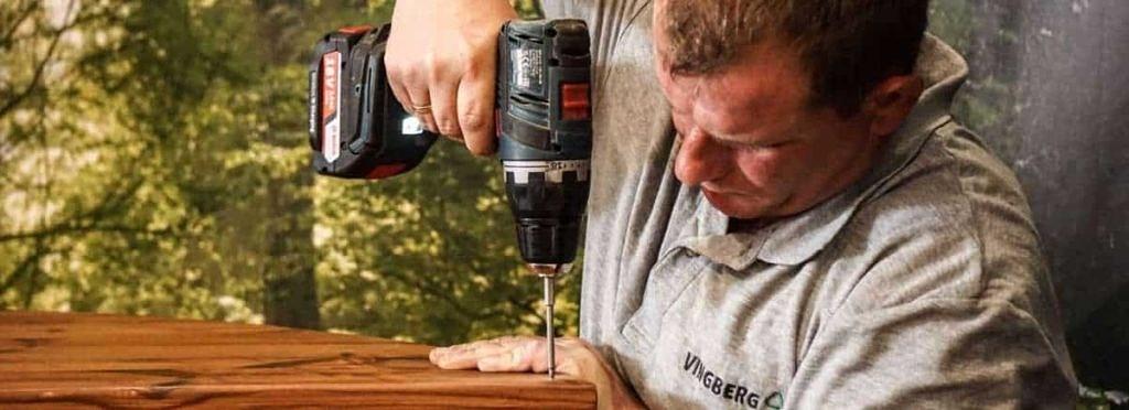 Drewno termowane- montaż