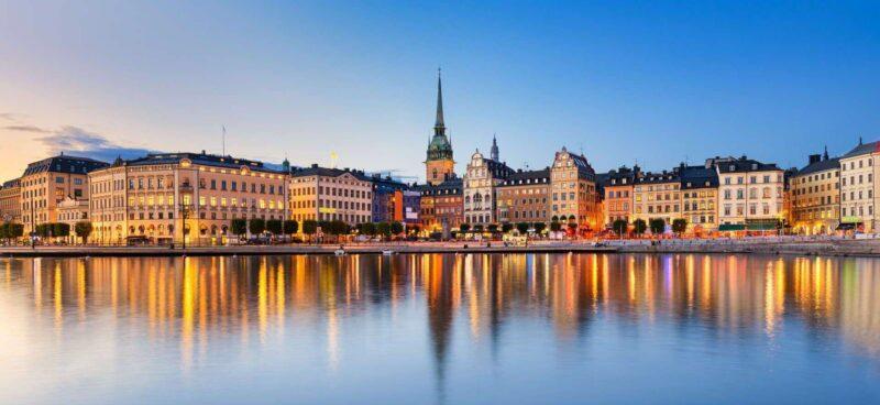 Vingberg Scandinavian Wood Stockholm