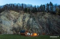 Sauna i balia ogrodowa VINGBERG