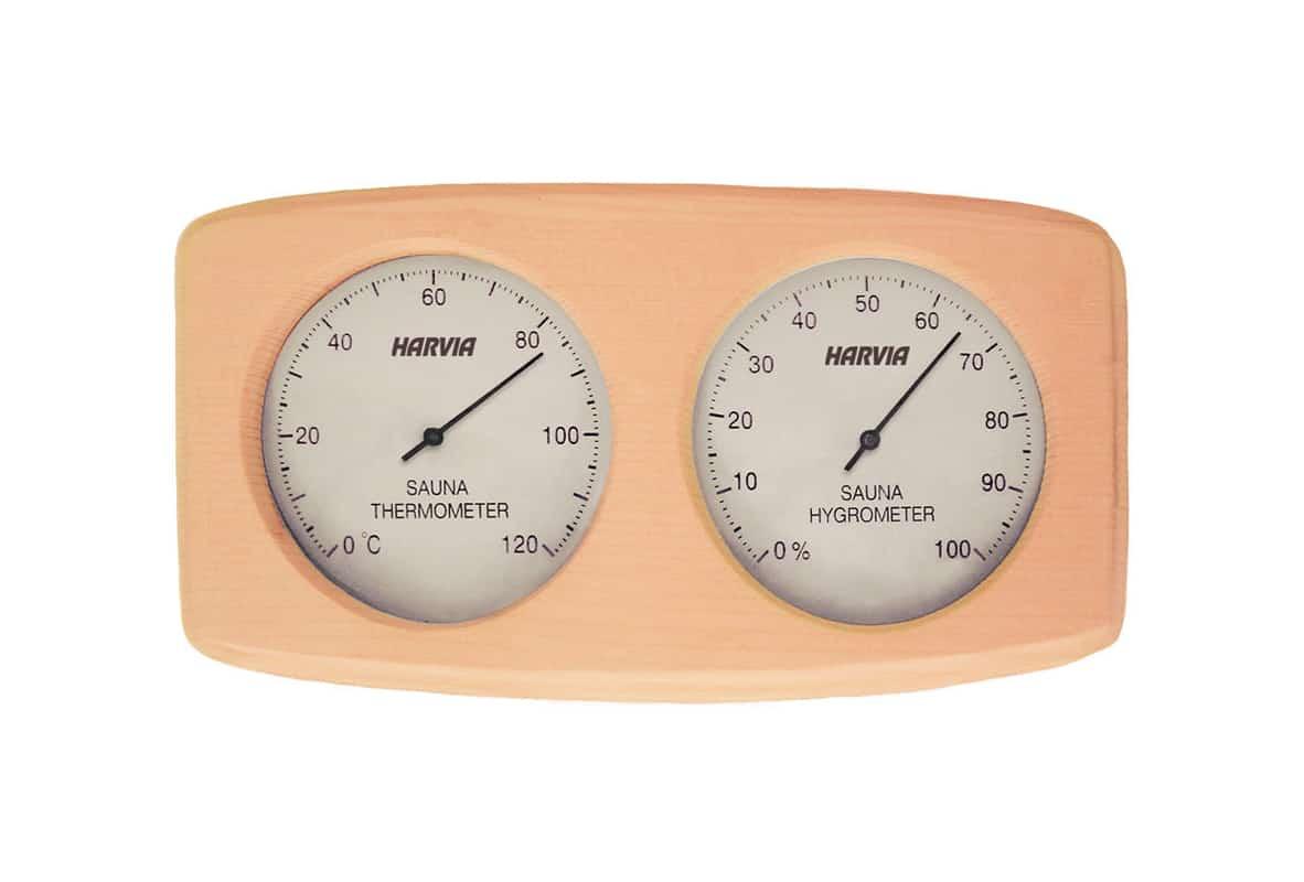 termohigrometr do sauny