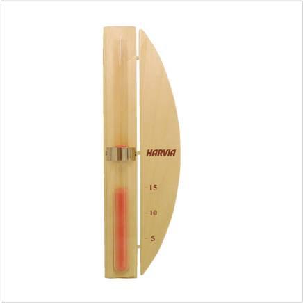 klepsydra do pomiaru czasu sesji w saunie