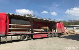 Sauny i balie ogrodowe gotowe do transportu w całości