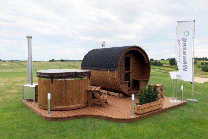 Akka Comfort Vingberg vid Krakow Valley Golf & Country Club